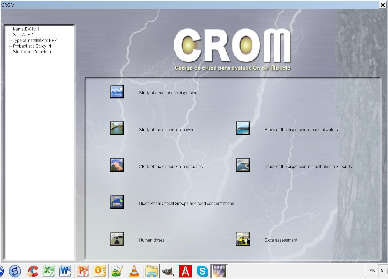محیط نرم افزار CROM